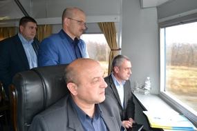 dp.uz.gov.ua: На Придніпровській магістралі відбулося виїзне засідання з питань профілактики невиробничого травматизму
