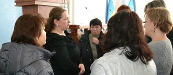dp.uz.gov.ua: Придніпровських залізничників ознайомили з процедурою оформлення житлових субсидій