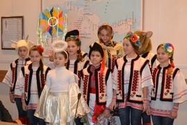 dp.uz.gov.ua: У головному офісі Придніпровської залізниці лунали різдвяні привітання