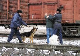 dp.uz.gov.ua: У січні воєнізована охорона Придніпровської магістралі вберегла від розкрадання залізничне майно та вантажі вартістю понад 39 тисяч гривень