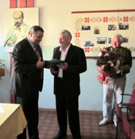 dp.uz.gov.ua: Висока нагорода Укрзалізниці