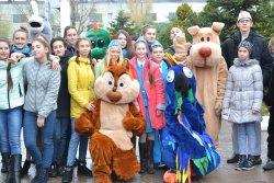 dp.uz.gov.ua: Екологічний форум зібрав на Запорізькій дитячій магістралі юних залізничників з різних куточків України