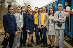 dp.uz.gov.ua: Юні залізничники зі Львова були кращими у конкурсі малюнків, а з Дніпра – у фотовиставці