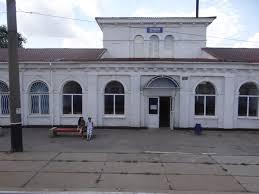 dp.uz.gov.ua: З 10 грудня приміський поїзд Дніпро – Генічеськ - Дніпро зупинятиметься на станції Пришиб