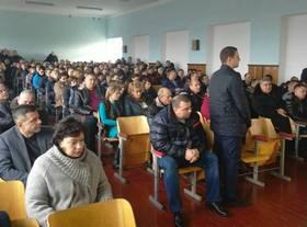 dp.uz.gov.ua: Керівництво Придніпровської залізниці зустрілося з працівниками Криворізького локомотивного депо, щоб обговорити актуальні для трудівників питання