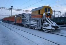dp.uz.gov.ua: Попри складні погодні умови, придніпровські залізничники повністю контролюють ситуацію