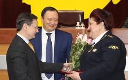 dp.uz.gov.ua: Придніпровська залізничниця отримала високу державну відзнаку
