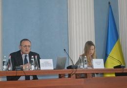 dp.uz.gov.ua: Експерти проекту Твіннінг обговорили з придніпровськими залізничниками європейську модель залізничних перевезень