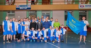 dp.uz.gov.ua: Об'єднані не лише професією, а й спортивними перемогами