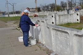 dp.uz.gov.ua: Задля чистого довкілля працювали майже 14,6 тис. придніпровських залізничників
