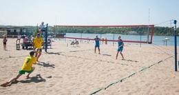 dp.uz.gov.ua: Запорізькі залізничники провели регіональний турнір з пляжного волейболу