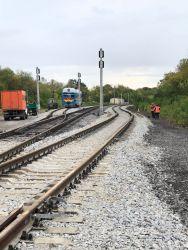 dp.uz.gov.ua: На Придніпровській залізниці ввели в експлуатацію роз'їзд 327 кілометрі перегону Магедове – Комиш-Зоря