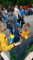 dp.uz.gov.ua: «Місто професій» ознайомило криворізьку дітвору із залізничними спеціальностями