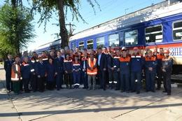 dp.uz.gov.ua: На Придніпровській залізниці вперше за останнє десятиліття власними силами модернізували приміський електропоїзд, другий планують оновити до кінця року