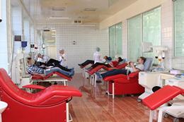 dp.uz.gov.ua: Придніпровські залізничники здають кров для дітей, хворих на онкологію, та бійців АТО/ООС