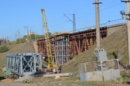 dp.uz.gov.ua: Придніпровські залізничники готуються до ремонтних робіт на мосту Мокра Московка у Запорізькій області