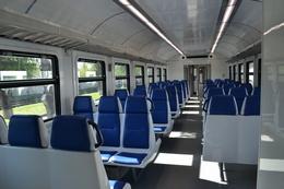 dp.uz.gov.ua: Оновлений придніпровськими залізничниками приміський електропоїзд виходить у свій перший рейс