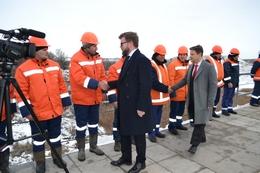 dp.uz.gov.ua: Капітальний ремонт залізничного мосту через річку Мокра Московка дозволив уперше за сорок років збільшити швидкість руху  поїздів мостом до 100 км/год