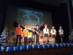 dp.uz.gov.ua: Юні залізничники із Запоріжжя розпочали новий рік  весело і цікаво