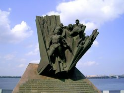 dp.uz.gov.ua: Ушанували воїнів-інтернаціоналістів