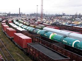 dp.uz.gov.ua: У жовтні перевезено більше 10 мільйонів тонн вантажів