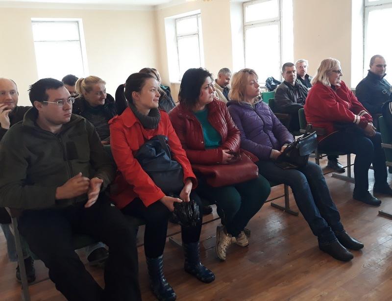 dp.uz.gov.ua: На станції Дніпро-Вантажний пройшов День відкритих дверей