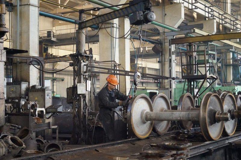 dp.uz.gov.ua: За п'ять місяців придніпровські залізничники відремонтували                     понад 2,5 тис. вантажних вагонів