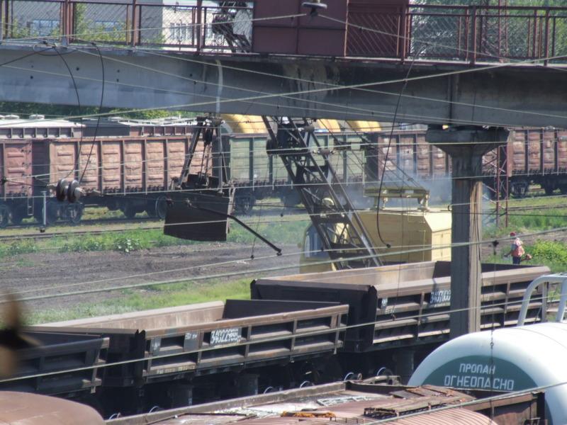 dp.uz.gov.ua: За півроку придніпровські залізничники навантажили                         понад 49 млн тонн вантажів