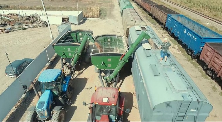 dp.uz.gov.ua: У липні Придніпровська залізниця на 9 % збільшила експортне навантаження