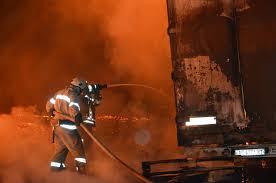 dp.uz.gov.ua: Пожежні Придніпровської залізниці відточують свою майстерність тренуваннями