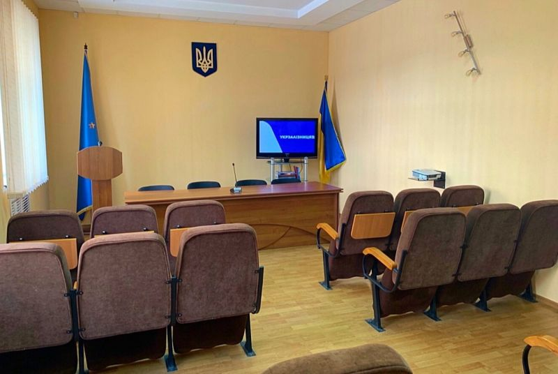 dp.uz.gov.ua: До Дня Незалежності України придніпровські залізничники провели конкурс актових залів