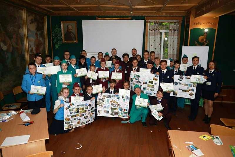 dp.uz.gov.ua: Підбито результати XV Всеукраїнського екологічного фестивалю                   для юних залізничників