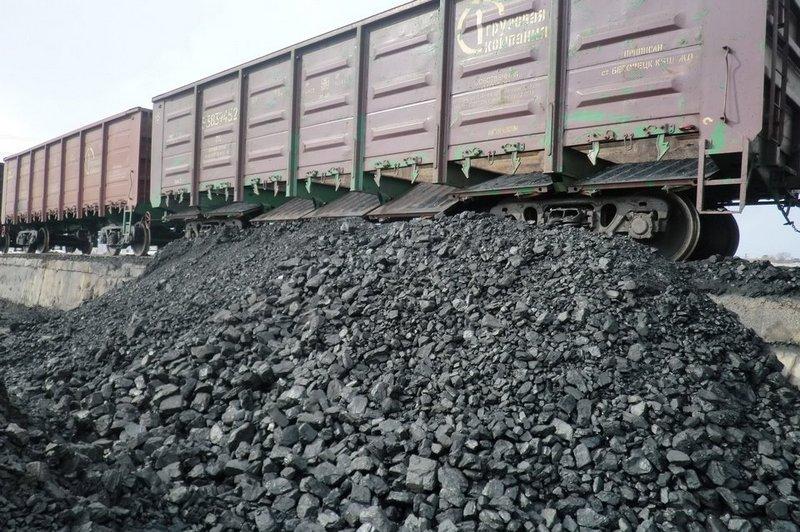 dp.uz.gov.ua: Придніпровська залізниця навантажила майже 6 млн тонн вугілля, яке даватиме тепло цієї зими