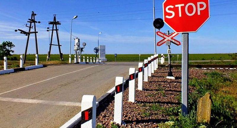dp.uz.gov.ua: З вини водіїв автотранспорту на коліях Придніпровської залізниці                      в 2019 році сталося 8 ДТП