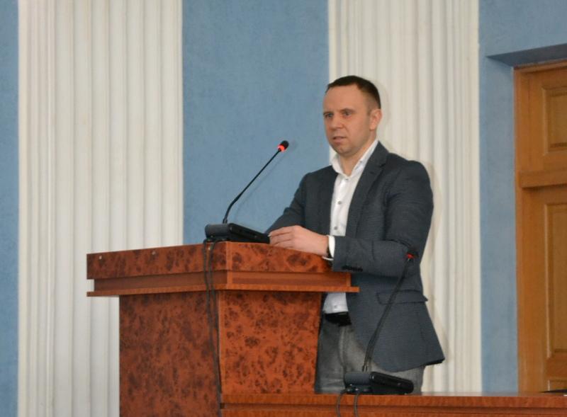 dp.uz.gov.ua: На Придніпровській залізниці пройшла презентація корпоративної Стратегії розвитку персоналу