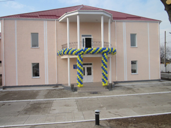 dp.uz.gov.ua: Отримано новий санітарно-побутовий корпус