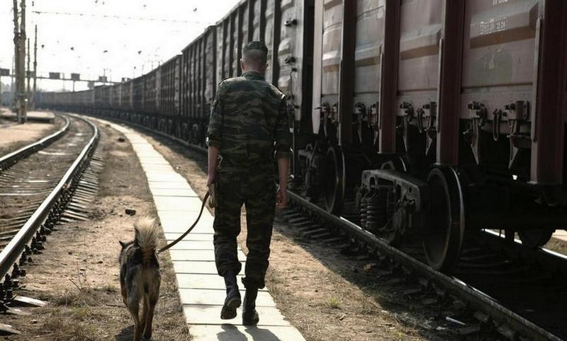 dp.uz.gov.ua: У січні-березні воєнізована охорона  Придніпровської магістралі попередила 203 спроби розкрадань  вантажів і залізничного майна