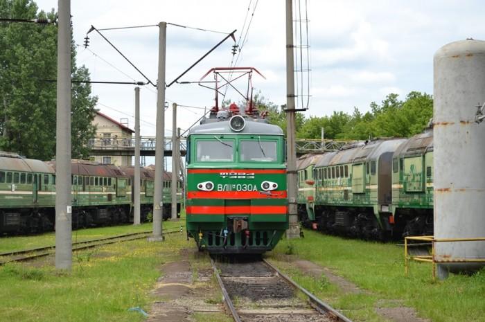 dp.uz.gov.ua: Придніпровська залізниця підготувала свої локомотиви  до роботи влітку