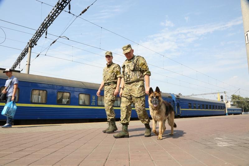 dp.uz.gov.ua: За п'ять місяців на Придніпровській магістралі попередили 345 розкрадань вантажів і залізничного майна