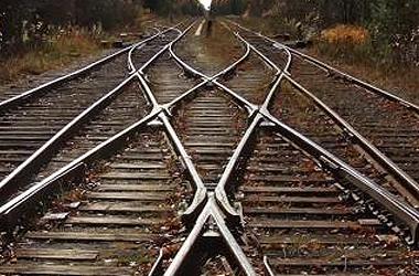 dp.uz.gov.ua: У першому півріччі на Придніпровській залізниці оздоровили понад 139 км колії та 130 стрілочних переводів