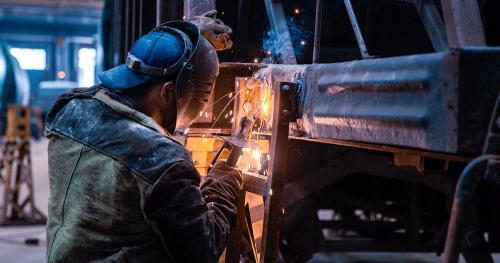 dp.uz.gov.ua: За сім місяців на Придніпровській залізниці відремонтували   майже 2,6 тис. вантажних вагонів