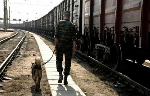 dp.uz.gov.ua: За сім місяців воєнізована охорона Придніпровської залізниці запобігла 471 крадіжці майна і вантажів