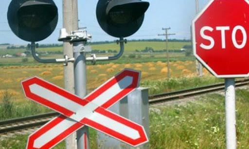 dp.uz.gov.ua: Цього року на Придніпровській залізниці порушники правил дорожнього руху допустили 22 випадки пошкодження переїзної інфраструктури