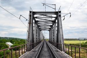 dp.uz.gov.ua: Залізничники завершили ремонт мосту на перегоні Кудашівка – Милорадівка