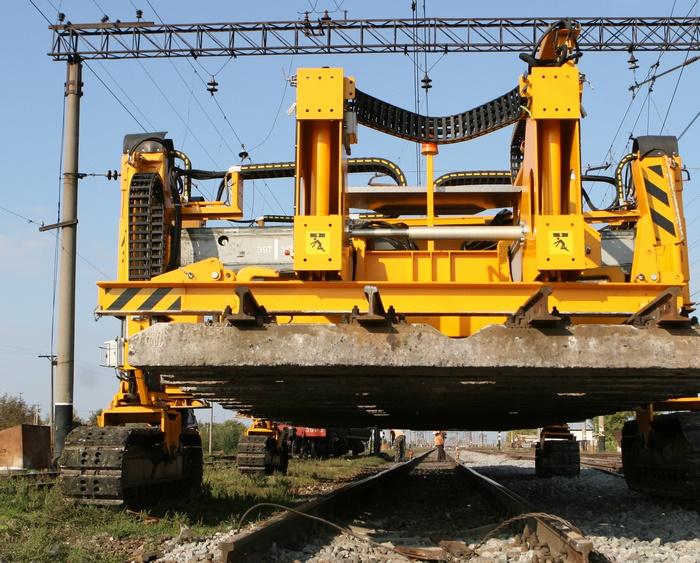 dp.uz.gov.ua: За одинадцять місяців на Придніпровській залізниці оздоровили   понад 230 км колії