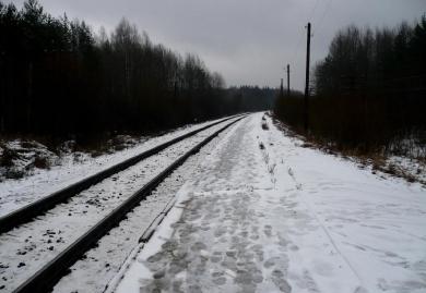 dp.uz.gov.ua: На Придніпровській залізниці ведуться снігоочисні роботи