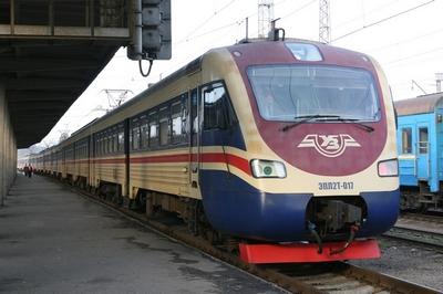 dp.uz.gov.ua: Щодо розкладу руху окремих приміських поїздів