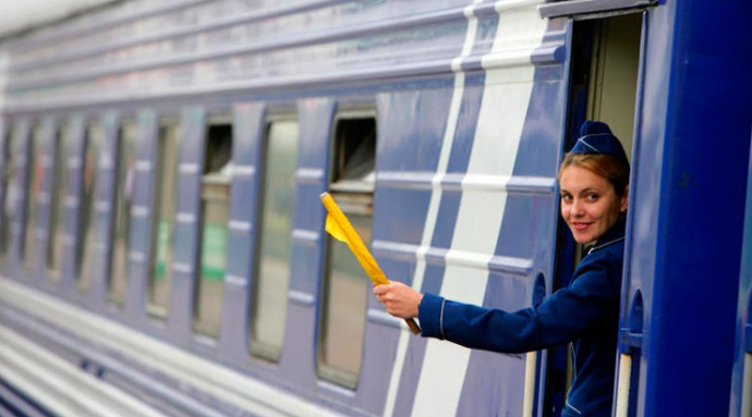 dp.uz.gov.ua: Серед багатотисячного колективу Придніпровської залізниці   майже 40% - це представниці прекрасної статі
