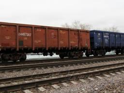 dp.uz.gov.ua: У першому кварталі 2021 року придніпровські залізничники на 6% наростили навантаження для потреб внутрішніх споживачів