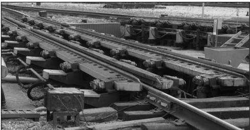 dp.uz.gov.ua: З початку року на Придніпровській залізниці відремонтували                              3 вагонні сповільнювачі